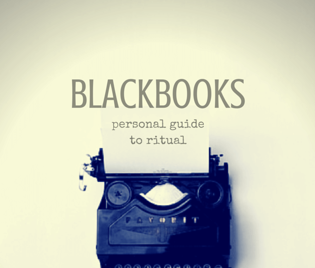 Blackbooks – a definition image