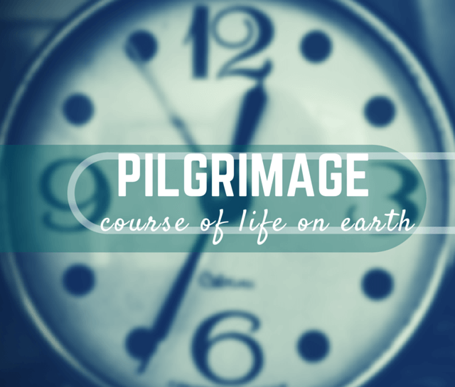 Pilgrimage – a definition image