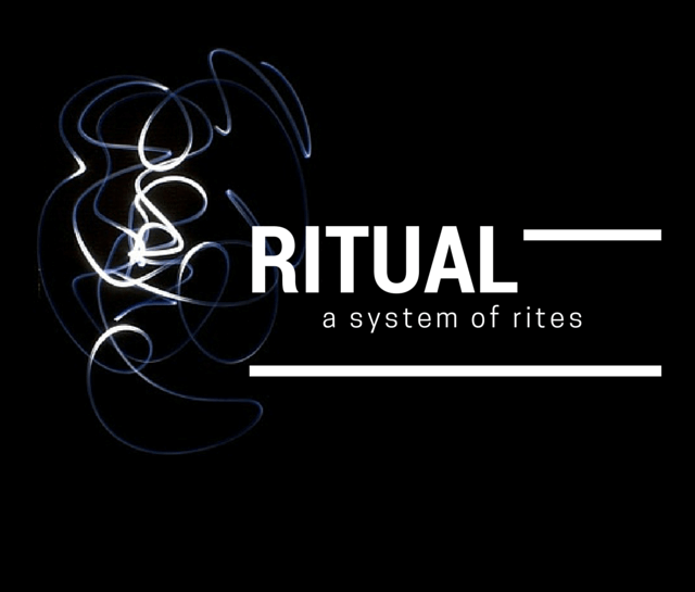 Ritual – a definition image
