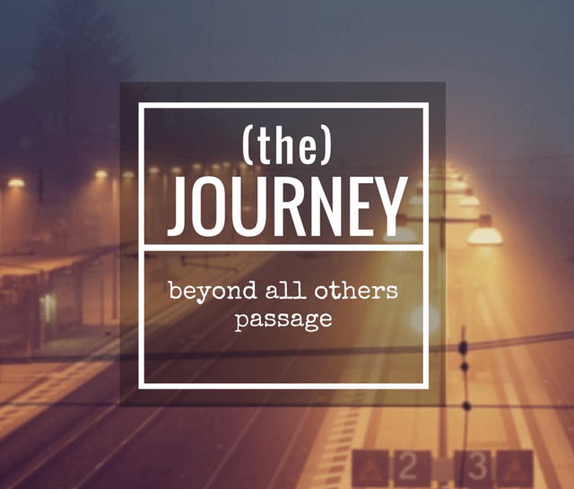 (the) Journey – a definition image