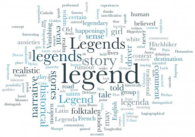 Legend Research – Wikipedia Summary image