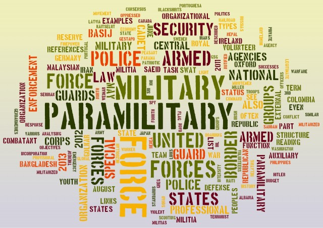 Paramilitary Research – Wikipedia Summary image